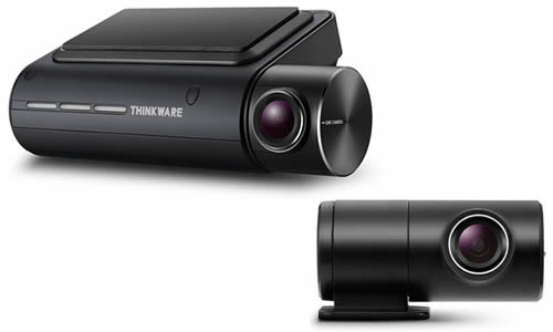 thinkware f770 2 channel dash cam fully fitted for £399 in vat in Bolton Manchester